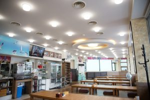 Gaga LED indoor lighting; interior lighting