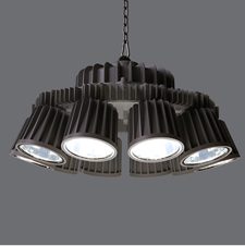 high bay lighting; LUNA high bays