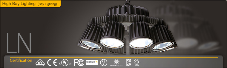 high bay lighting; LUNA high bays; industrial LED lighting & Luna High Bay Led Lighting South Africa | Envirolight