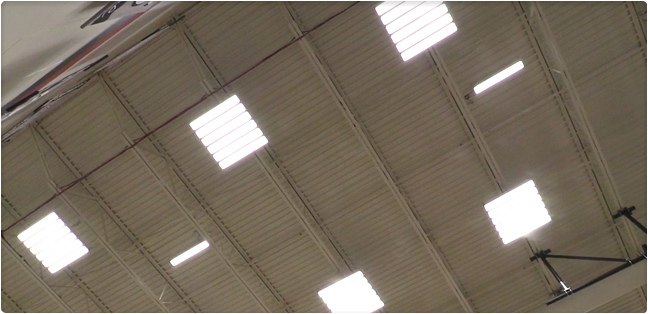 high bay lighting; nana high bay lights application