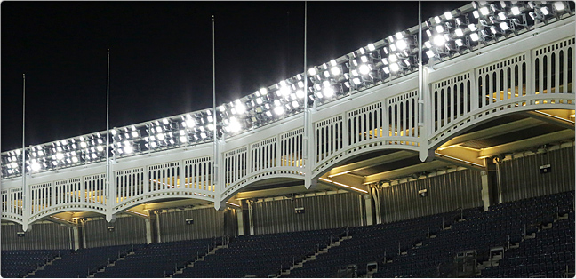 stadium lights; sufa-a stadium lighting application
