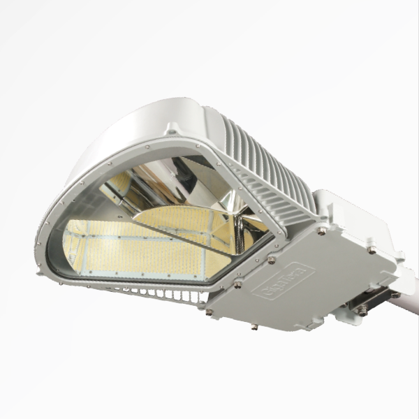 led street light; Mega LED lighting; LED roadway lighting