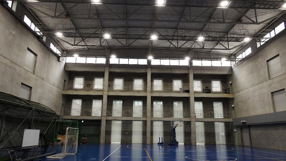 high bay lighting; sega-jp high bay lights; application
