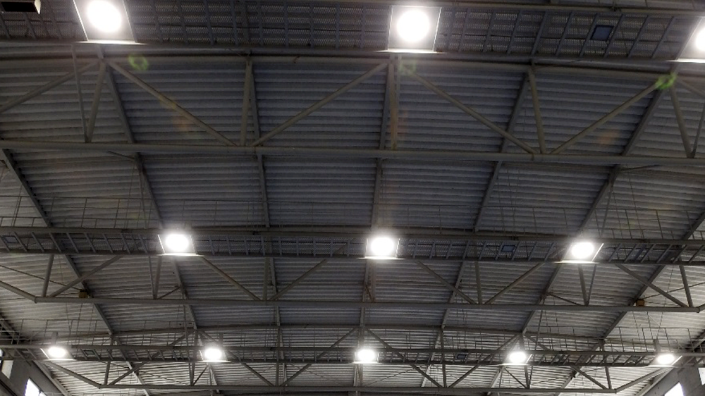 high bay lighting; sega-jp high bay lights application
